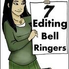 Seven Editing Bellringers