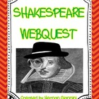 Shakespeare Webquest ( Shake's Life-Works-Times-The Globe)