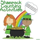 Shamrock Counting Activities