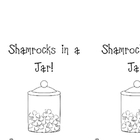 Shamrocks in a Jar One to One Correspondence