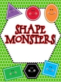 Shape Monsters!