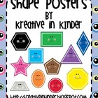 Shape Poster: Monster Theme