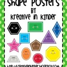 Shape Posters: Green