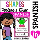 Shape Posters and More in Spanish
