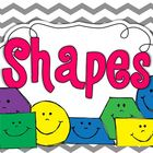 Shapes {math centers & posters}