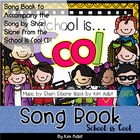 Shari Sloane School is Cool Fun Music Book