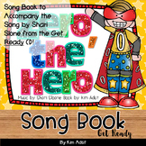Shari Sloane Zero the Hero Rumba Fun Music Book