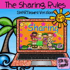 To Share or Not to Share? SMARTboard lesson