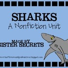 Sharks: An Informational Unit