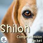 Shiloh Comprehension Question Packet