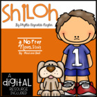 Shiloh Novel Study & Reading Response