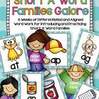 Short 'A' Word Family Word Work Galore Bundle-Differentiat