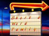 Short A Word Family .flipchart