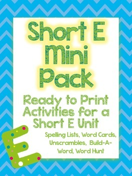 Short E Mini-Pack