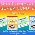 Short & Long Vowel Super BUNDLE Package