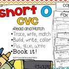Short O CVC - 5 Interactive Activities