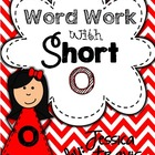 Short O Word Work {A Packet of Fun Activities}