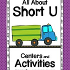 Short U Unit {All About Short U}