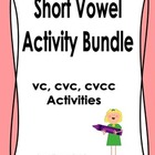 Short Vowel Bundle Pack