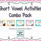 Short Vowel Combo Pack