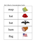 Short Vowel Concentration