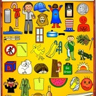 Short and Long Vowel Clip Art for Magic E and Silent E Word Work
