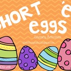 Short e Eggs Literacy Activities