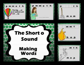 http://www.teacherspayteachers.com/Product/Short-o-Powerpoint-Activities-and-Printables-845226