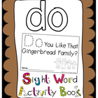"Sight Word Activity Book: ""Do"""