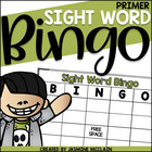 Sight Word Bingo (Primer)