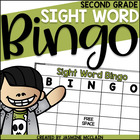 Sight Word Bingo (Second Grade)