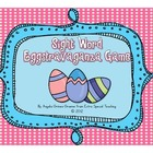 Sight Word Eggstravaganza Game