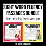 Sight Word Fluency Passages for Reading Intervention: BUND