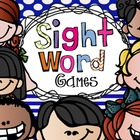 Sight Word Games for Kindergarten and First Grade