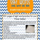 Sight Word * Primer Pack