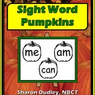Sight Word Pumpkins