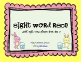 Sight Word Race {Dolch Sight Word Phrases from List 3}