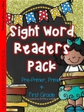 Sight Word Readers Pack: Dolch prek-1st