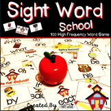 Sight Word School! - 100 High Frequency Word Reading Game
