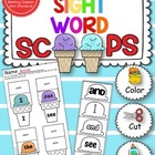 Sight Word Scoops (Pre-Primer Edition)