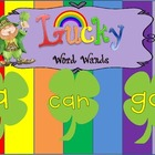 Sight Word Wands: St. Patrick's Day