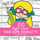 Sight Words Take Home Books - Printable Mini Readers