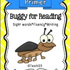 Sight Words and Fluency Activities - Primer Level - Book #