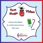 "Silent E Video: ""That Magic E"" / Common Core Aligned"