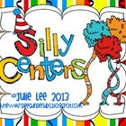 Silly Centers for Math & Literacy