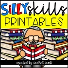 Silly Skills Reading Response sheets and Graphic organizer