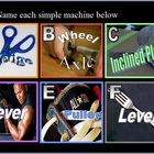 Simple Machines Quiz Game