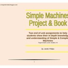 Simple Machines: Project and Book