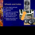 Simple Machines and Simple Machine interactive quiz PowerPoint