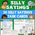 Simple Sayings, Silly Stories Writing Activities (bundled)